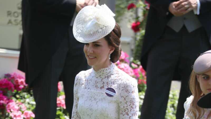 Kejt Middleton je spasila groficu iz pada iz kolica