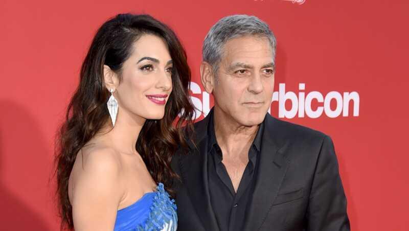 Den tiden gav George Clooney 14 av sina bästa vänner 1 miljoner euro vardera