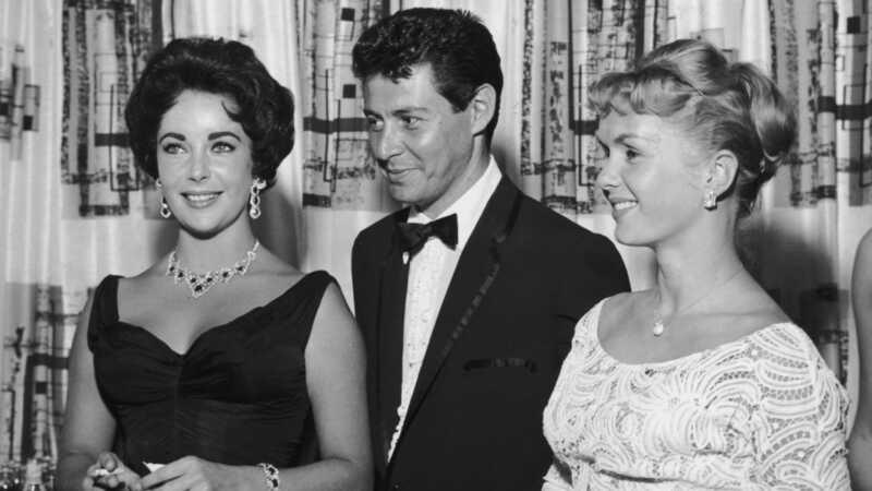 Debbie Reynolds & Liz Taylor gandrīz mūža draudzības laika grafiks