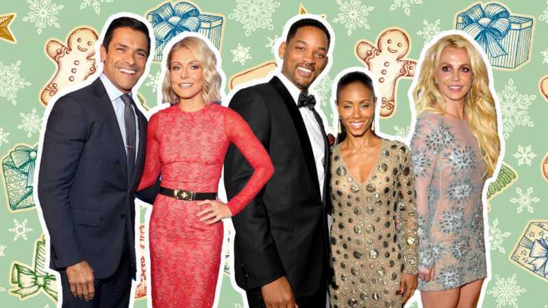Jak twoje ulubione gwiazdy obchodziły święta Bożego Narodzenia