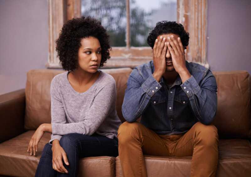 Pokušao sam da budem prijatelj sa mojim bivšim suprugom koji je uvredio