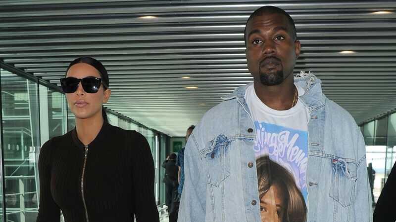 Tagahanga ay kumbinsido Kanye kanluran & Kim kardashian kanluran ay buhok para sa isang diborsiyo