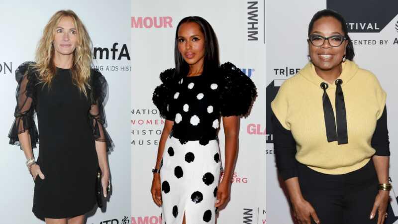 Julia Roberts, Kerry Washington & Oprah Winfrey är officiellt våra #brunchgoals