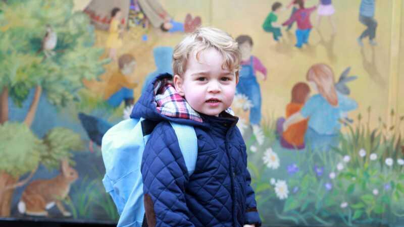 Nema igranja favorite: princu Georgeu neće biti dopušteno imati najbolji prijatelj u školi
