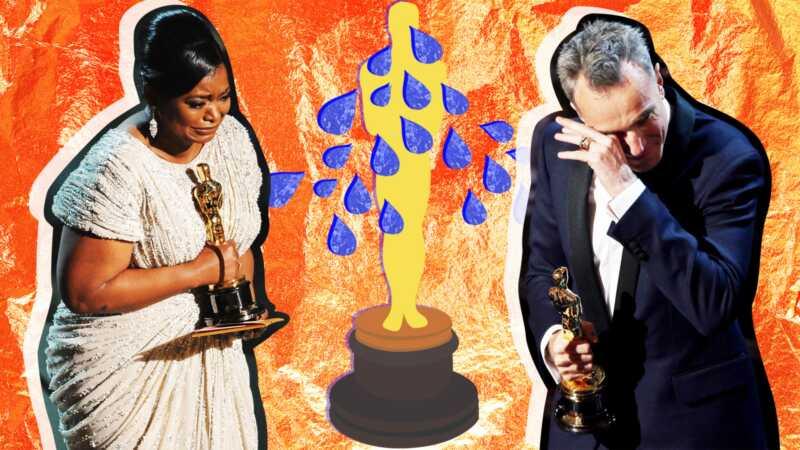 Историята на грозни викове в Оскарите