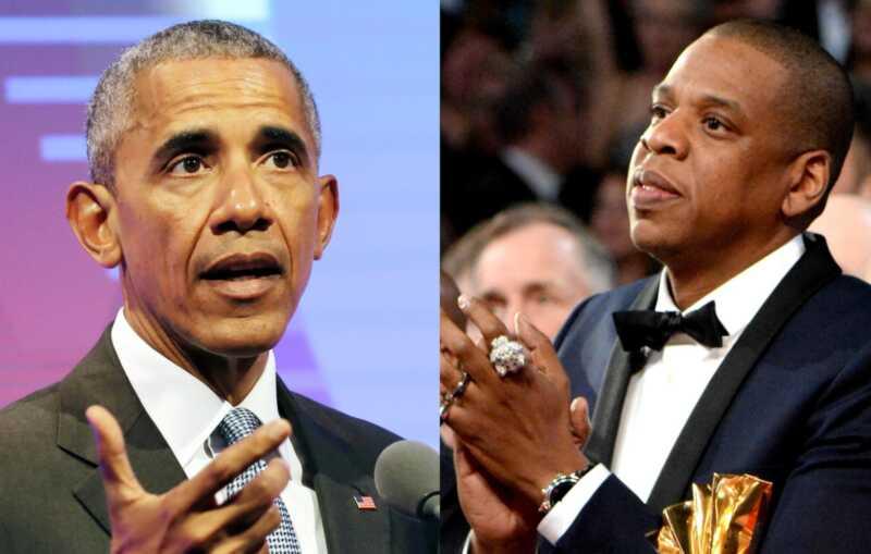 Barack Obama pokazuje Jai z sa pohvale za prekretnicu u karijeri rapera