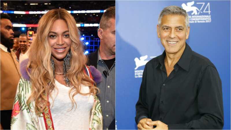 Beyoncé un Džordžs Klūnijs apvieno labu iemeslu dēļ