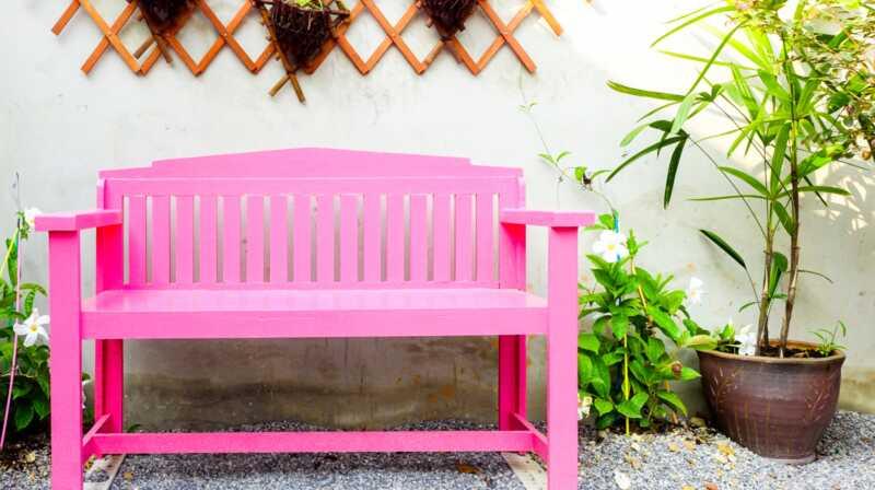 Kako pršiti barvo pohištva in ga v nekaj minutah preoblikovati