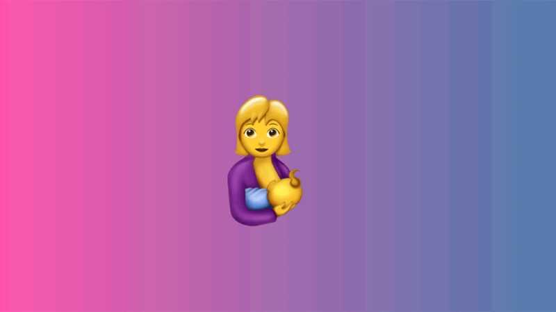 Mame reaguju na nove emajde za dojenje