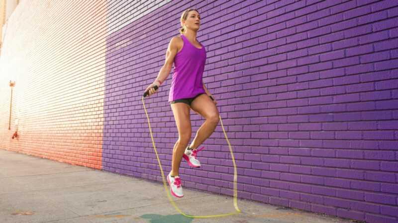 Vžigajte nekaj večjih kalorij s kardio-pospeševanjem vadbe