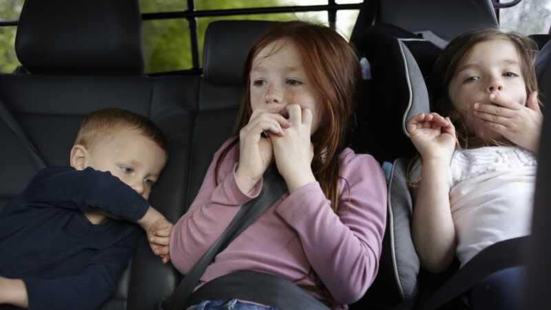 20 procenata dece koja umiru u olupinama automobila nisu ispravno ograničena