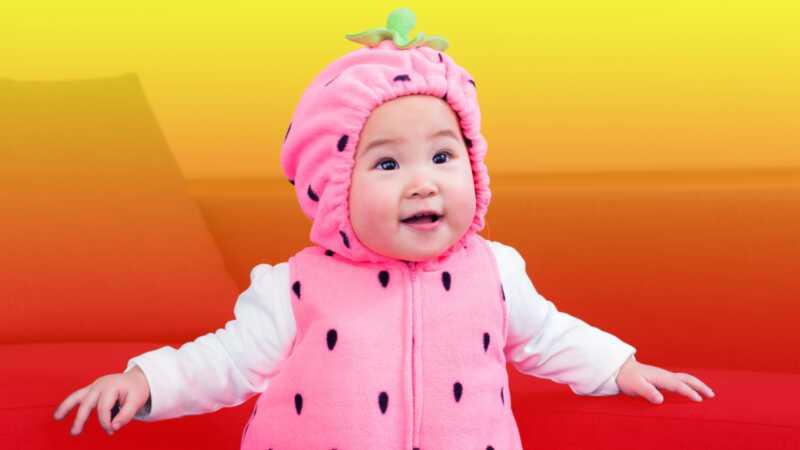 Ovogodišnje najlepše kostime za haljine za bebe