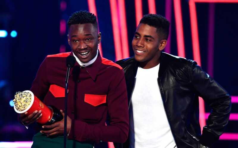 Jharrel Jerome i Ashton sandalci Moonlighta upravo su napravili povijest MTV-a
