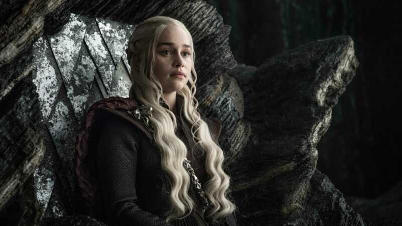 Troņķu spēle daenerys un Jon Snow pilnīgi ieguva savu acu flirtēšanu