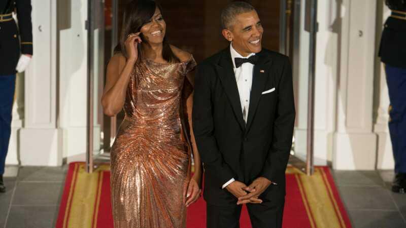 Obamas se je odzval na povabilo za poroko, internet pa je presenetil