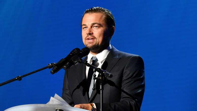 Leonardo DiCaprio faller 20 millioner euro, blir jordens største forsvarer