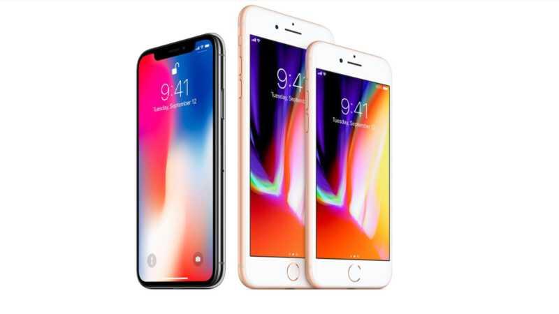 Viskas, ką reikia žinoti apie iphone 8 ir iphone X (yra 2!)