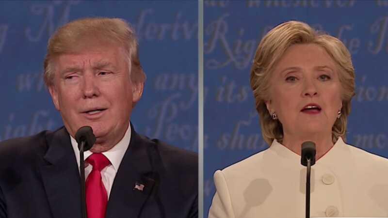 Hillary Clintons #covfefe sadedzina sāp tik labi