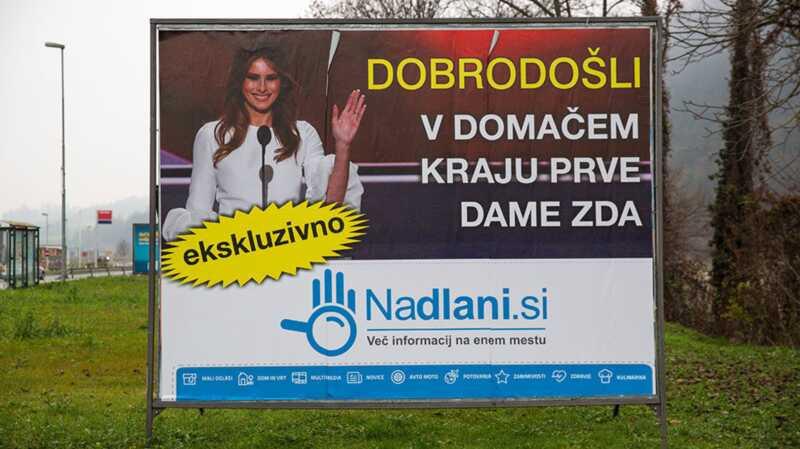 Moja komplikovana osećanja na drugu slovenačko-američku Melaniju Trump