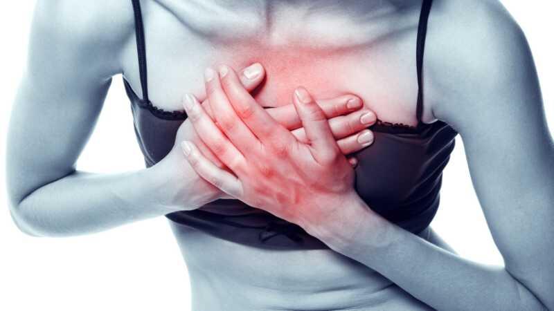 Veća je verovatnoća da će depresija prouzrokovati srčani zastoj od visokog krvnog pritiska