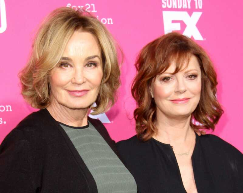Feud: Bette ir Joan pasiekia galingą pranešimą apie moteris