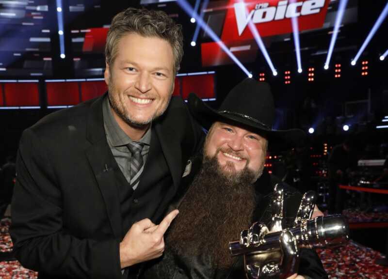 Sundance Head säger att hans band med Blake shelton hjälpte honom att vinna rösten