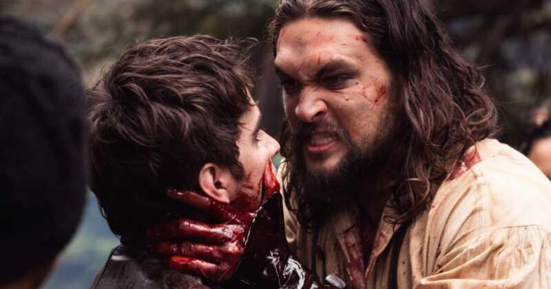 Got Khal drogo är tillbaka från de döda, bara på en annan show