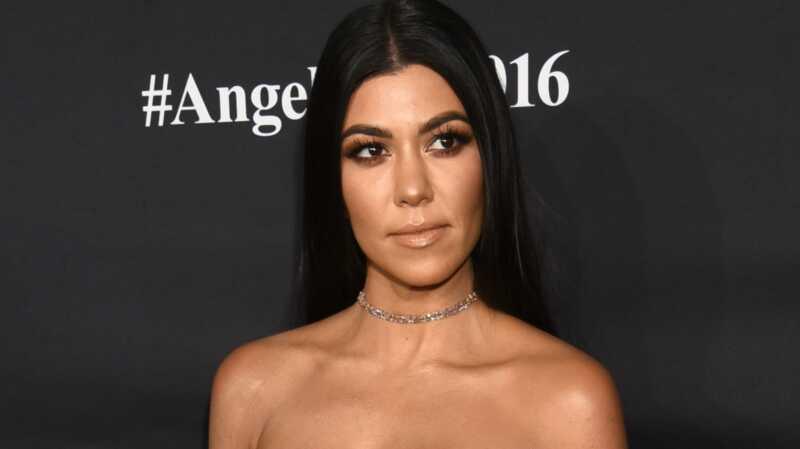 Kourtney kardashian redzams ar Justin Bieber, bet tas scott disick, kas ir par viņas prātā