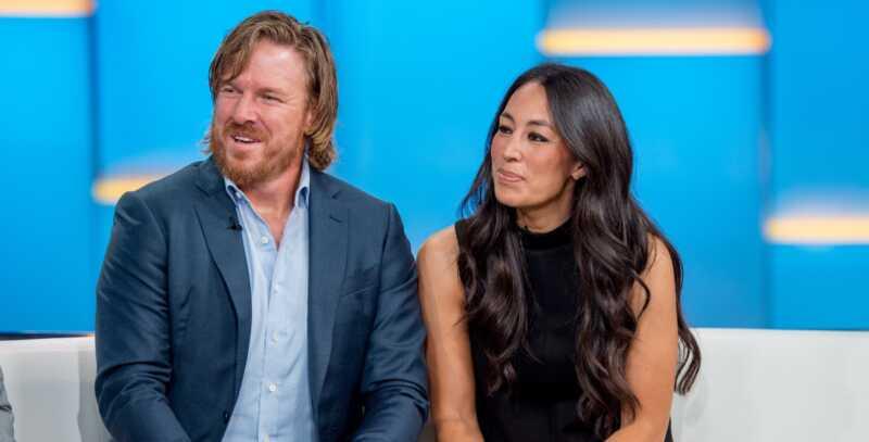 Chip & Joanna får svar på graviditet rykter