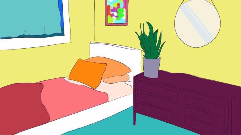 10 dizajniranih saveta za spavaću sobu koja raste sa vašim detetom