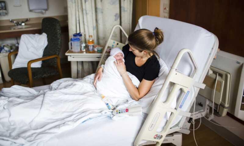4 porodiljska nesreća za neredima Niko vam ne govori (iako bi neko trebao)