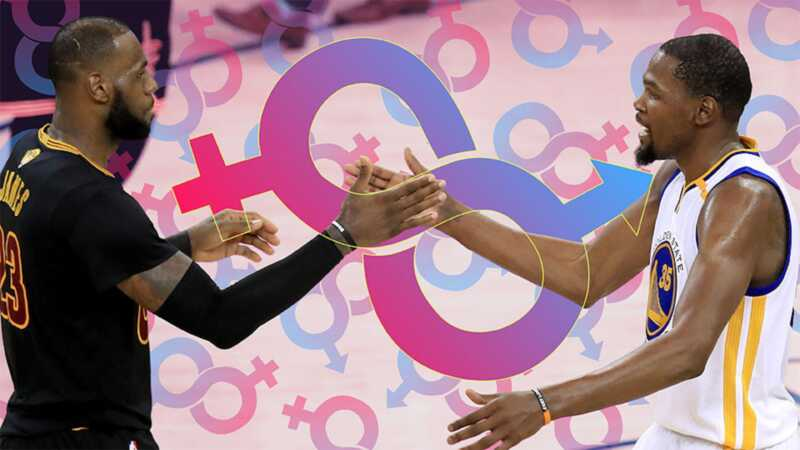 15 athlètes masculins qui luttent de façon proactive pour légalité des sexes