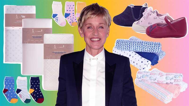 Ellen degeneres uzsāk jaunu bērnu dzīvesveida kolekciju