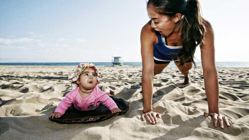 Na 8 načina ja osnažavam moju ćerku od samog početka