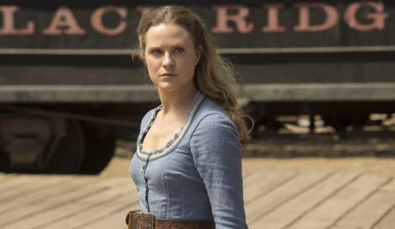 Evan Rachel drvo je samo pustio novi zapadni svet sezone 2 nagoveštaj