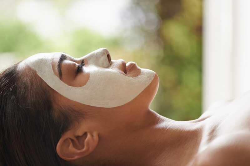 5 dari pats - olīveļļas maskas sausai ādai