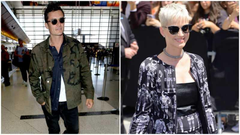 Orlando õitsema märganud tüdrukuga, kes pole Katy Perry