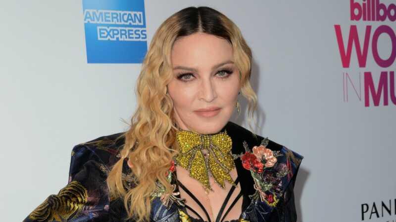Madonna slaps biopic, internetas slams her nugaros (su kvitomis)