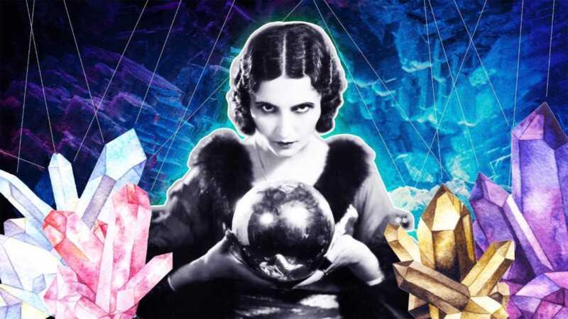 Ragana patarimai kristalams mamai