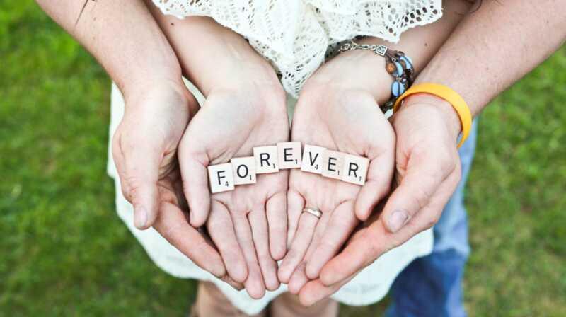 Meilė pavertė mane asmeniu, kurio aš niekada maniau, kad noriu būti