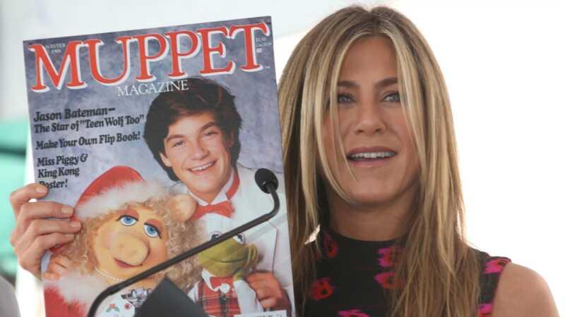 Jennifer Aniston & Jason Bateman pierāda, ka viņi ir labākie labākie draugi Holivudā