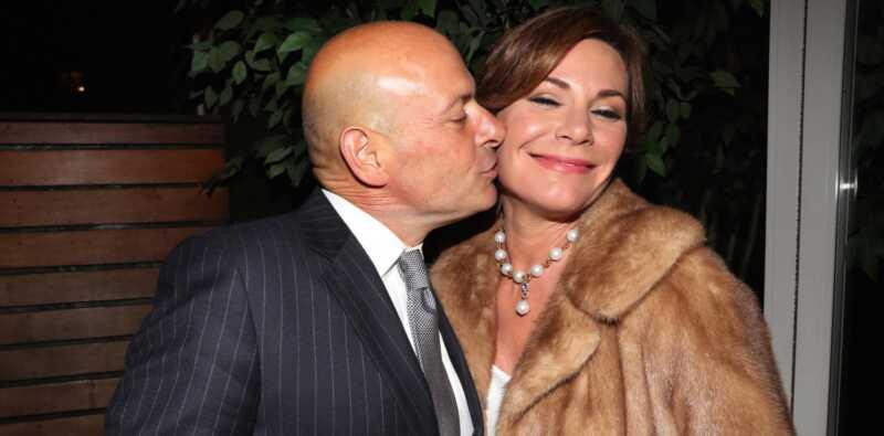 Rhonys LuAnn dagostino blir skilt etter bare 7 måneder