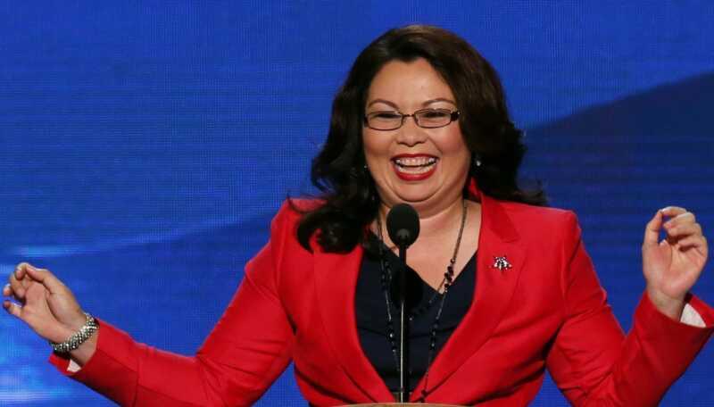Tammi Duckvorth će biti prvi američki senator koji će se roditi dok je na položaju