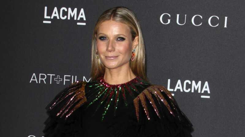Gwyneth Paltrows tacksägelsesbild visar att föräldraskap inte behöver suga