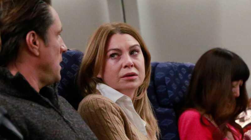Meredith je upravo napravio ogromnu odluku o sivoj anatomiji