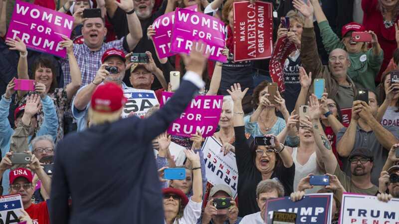 Trumpovi izbori pokreću bivše članove kulta