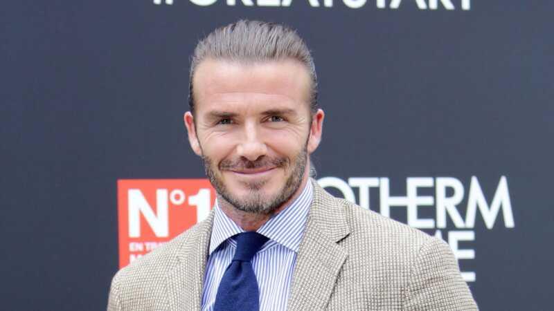 David Beckham brani rođendansku ženu kćeri Harpera
