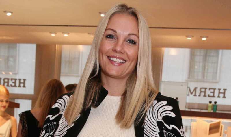 Caroline Fleming ütleb, et viimane hüvasti tema varem vabastatud isale