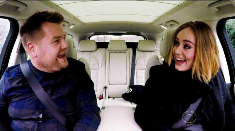 Ilmselt tõstis Adele 2010. aasta viiruslike YouTubei videote loendit