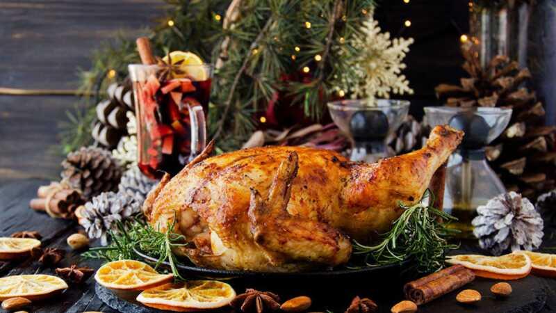 Classic Christmas food & drinks & retsepte nende valmistamiseks